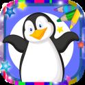 Paint magic penguins