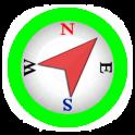 Taschenlampe Kompass