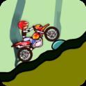 Mountain Stunt Bike