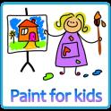 Paint for Kids - Fun app