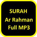 Sura Ar Rahman Full MP3