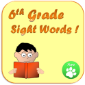 6th Grade Sight Words