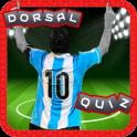 Dorsal Quiz Selections Soccer