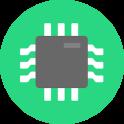 SystemGlow Minimal system monitor