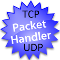 TCP UDP Packet Handler