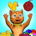 लियो मज़ा खिलौने के साथ स्टोरी