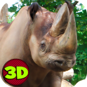 Rhino Survival Simulator 3D