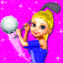 Princess Cinderella Mini Golf