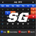 Singapore Calendar