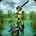 Canard 3D saison de chasse 1