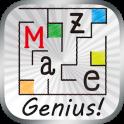 Area Maze Genius!