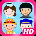 Action Sticker - KidsJobs