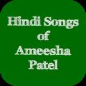 Hindi Songs of Ameesha Patel