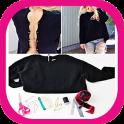 DIY Fashion Bekleidung Design-