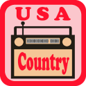 USA Country Radio Stations