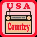 USA Country Radio Stations