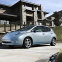 Fonds d'écran Nissan Leaf