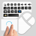 iWritingPad Keyboard Mouse for Windows Mac & Linux