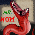 Mr. NOM the Bloodworm