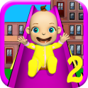 Baby Babsy Playground 2 Gold