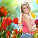 फूल फोटो फ्रेम्स
