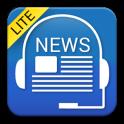 Audio News Lite:hands&eye free
