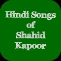 Hindi Songs of Shahid Kapoor