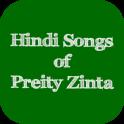 Hindi Songs of Preity Zinta