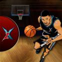 Echte 3D-Basketball-Spiel