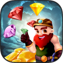 Ultimate Gold Rush: Match 3