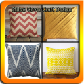 Pillow Cover Craft Design