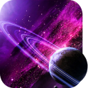 Space Theme & Launcher