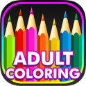 Animal Color Therapy for Adult