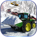 Winter-Schnee Rettungs-Bagger