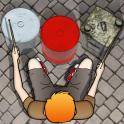 Straße Drummer 2