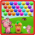Piggy Bubble Shooter