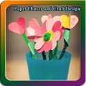 Paper Flower and Craft Design