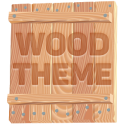 Wood Theme and Launcher
