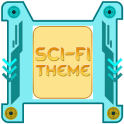 Sci-Fi Theme & Launcher