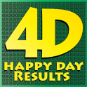 4D Happy Day Results