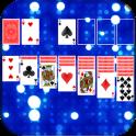 solitario - tarjeta de juego 1