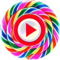 Candy Music Player