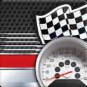 Racing Speedometer Dashboard