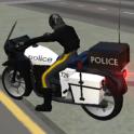 Police Traffic Bike 3D