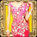 Woman Beautiful Saree Suit