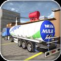 Cattle Farming Milk Transport