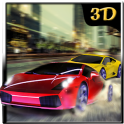 Highway Traffic Racer Game 3D