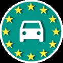 Autokennzeichen EU