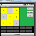 Word Square 3g puzzle