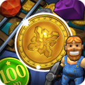 Goldrush Coin Falls